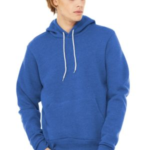 Bella and Canvas Unisex Sponge Fleece Pullover Hoodie Thumbnail